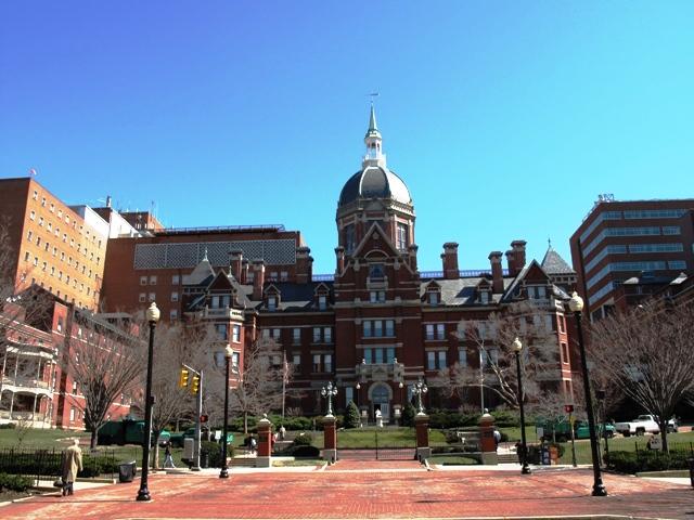 Đại học Johns Hopkins. Ảnh: HM