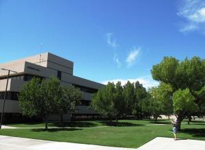 Khoa Công nghệ ĐH New Mexico. Ảnh: HM