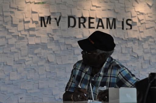Giấc mơ của tôi là. Ảnh: HM