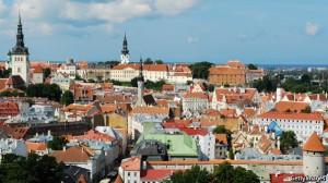 Thủ đô Tallinn của Estonia. Ảnh: internet