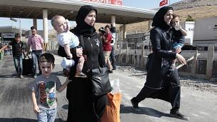 Người dân Syria là khổ nhất. Ảnh: Internet