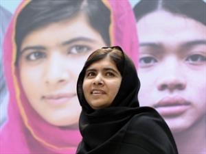Malala. Ảnh: Internet