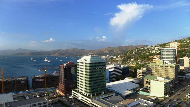 Port Moresby. Ảnh: HM