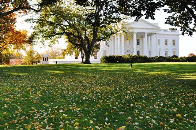 White House. Ảnh: HM