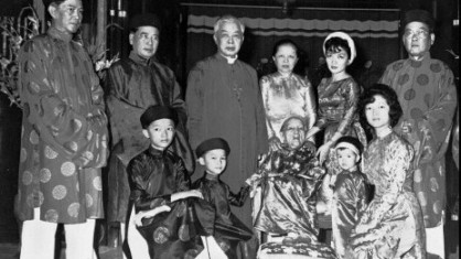 Gia đình họ Ngô. Ảnh: Internet