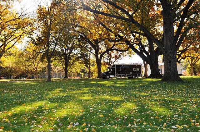 Vườn Nhà Trắng. Ảnh: HM