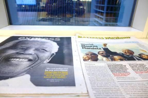 Tờ Express sáng 6-12-2013