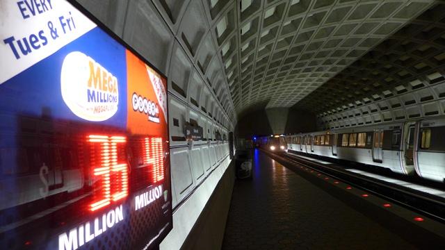 Loterie in DC. Ảnh: HM