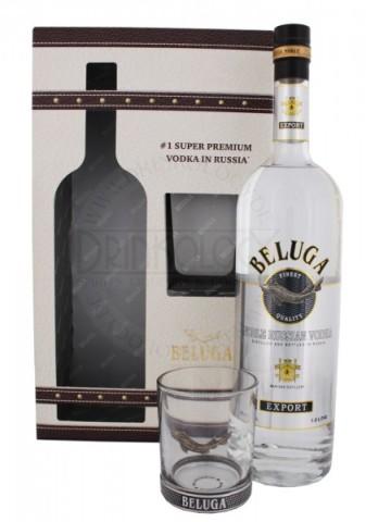 Beluga nổi tiếng của Nga.