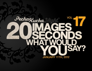 Ảnh quảng cáo PechaKucha. Internet