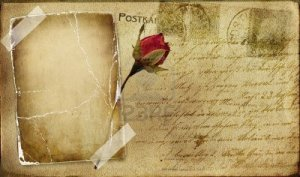 Bưu ảnh. Ảnh minh họa