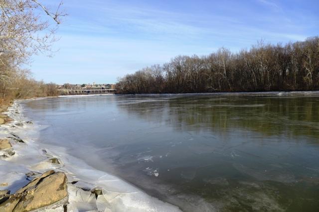 Một nhánh của Potomac. Ảnh: HM