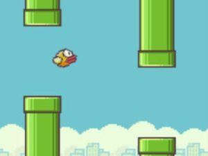 Màn hình Flappy Bird