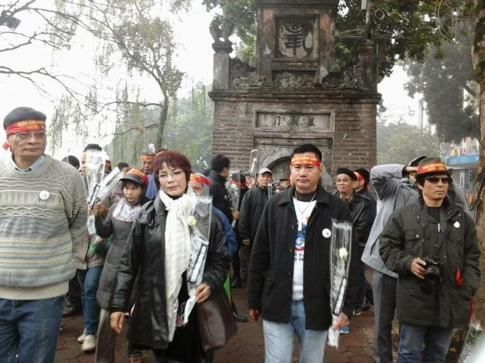 Chị Võ Thị Hảo và anh Quang A