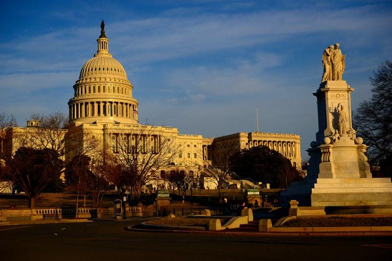 Capitol Hill. Ảnh: HM