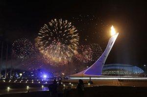 Sochi khai mạc. Ảnh: Internet