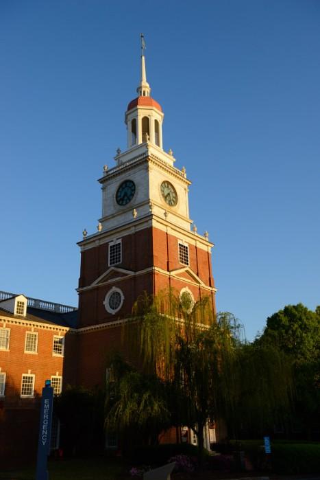 Đại học Mercer. Ảnh: HM
