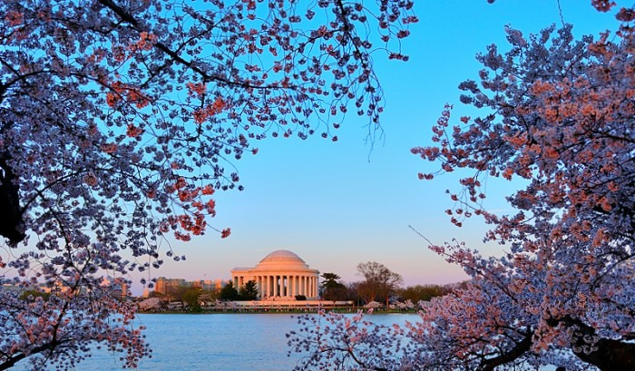Jefferson Monument. Ảnh: HM