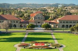 Đại học Stanford. Ảnh: ĐH Stanford