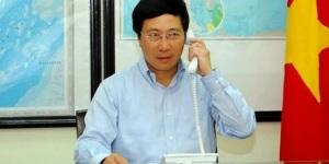 Bộ trưởng BNG Phạm Bình Minh. Ảnh: TTXVN
