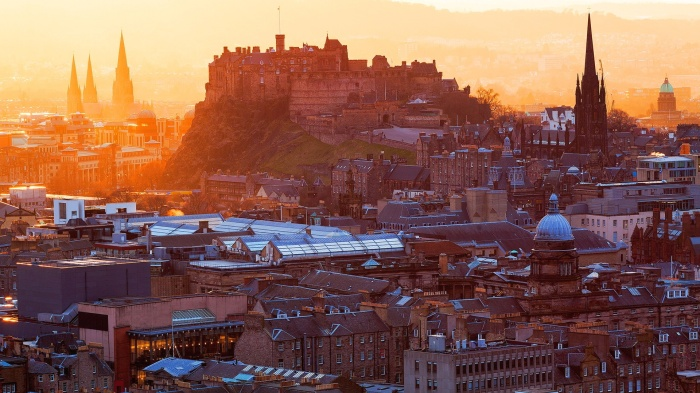 Edinburgh - Scotland. Ảnh: Internet