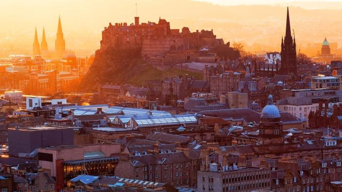 Edinburgh - Scotland. Ảnh: Internet
