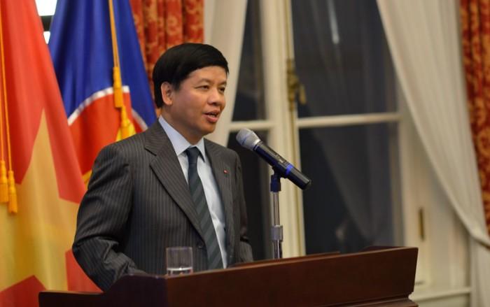 ĐS Nguyễn Quốc Cường. Ảnh: HM