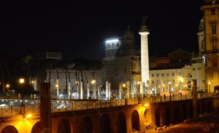 Một góc thành Rome. Ảnh: HM
